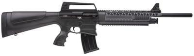 "Rock Island Armory VR60 Semi-Automatic Shotgun Smoke 12 GA 20"" Barrel 3"" Chamber 5-Rounds"