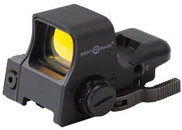 Sightmark Ultra Dual Shot Pro Red Dot With Night Vision