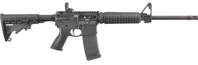 """Ruger AR-556 .223 Rem / 5.56 NATO 16.1"""" Barrel 30 RDs"""